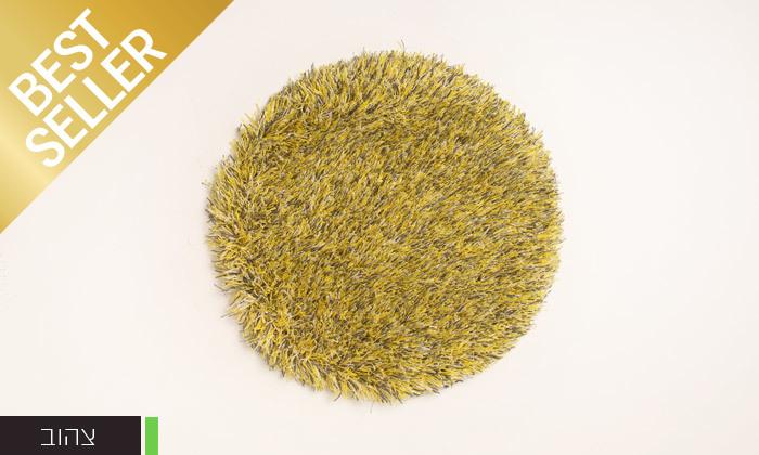 30 שטיח שאגי בצבעים וגדלים לבחירה WE HOME דגם סופי