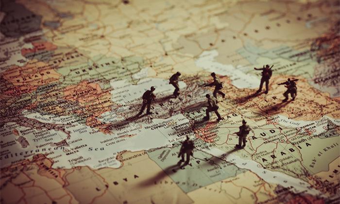 3 איתי אנגל - הרצאה לייב אונליין: סוריה והאיום על ישראל