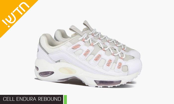 6 נעלי נשים פומה PUMA במבחר דגמים