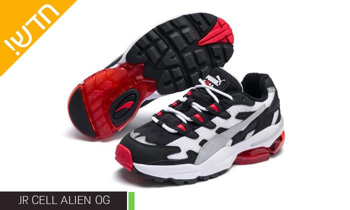 7 נעלי נשים פומה PUMA במבחר דגמים