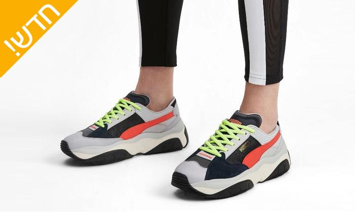 12 נעלי נשים פומה PUMA במבחר דגמים