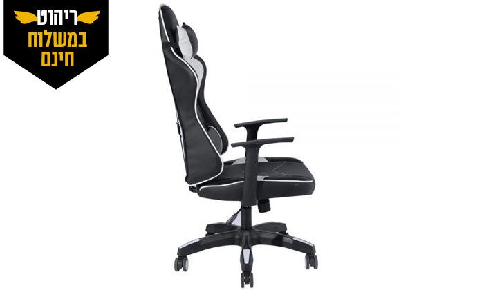 5 כיסא גיימינג Homax דגם אופיולנט - משלוח חינם