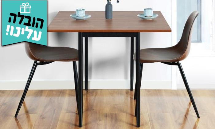 3 שולחן אוכל נפתח Homax דגם קלינטון - משלוח חינם