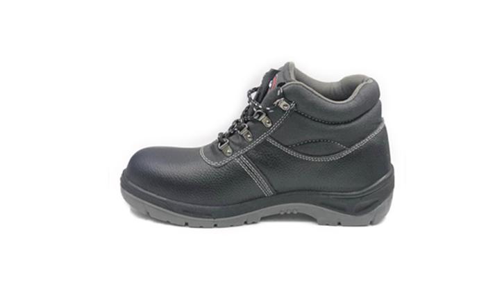 3 נעלי עבודה עם הגנת ברזל S3 לגברים ולנוער
