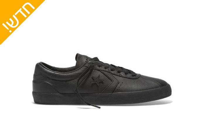 4 נעלי סניקרס לגברים מעור All Star CONVERSEbreak point