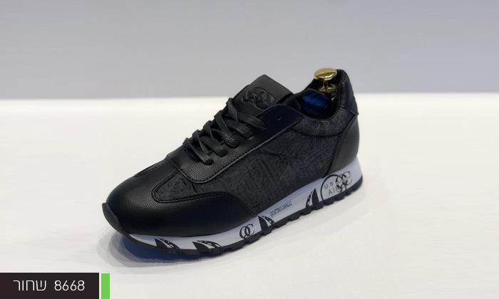 6 נעלי סניקרסQuattro Cavalli לגברים במגוון דגמים לבחירה
