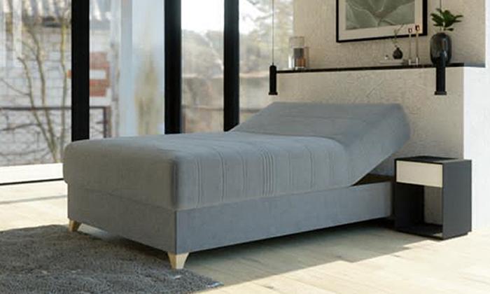 2 מיטת נוער אורתופדית חשמלית House Design עם ארגז מצעים