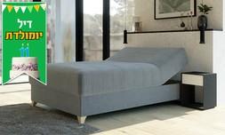 מיטת נוער אורתופדית חשמלית