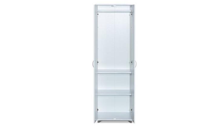 3 רהיטי יראון: ארון תלייה 2 דלתות עם 2 מדפים