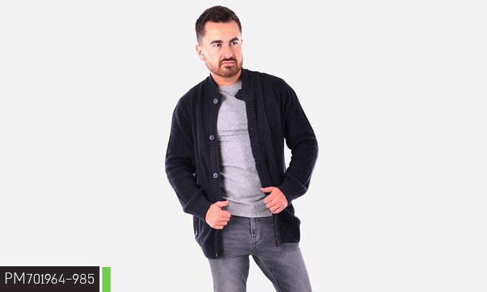 4 2 סריגים לגברים פפה ג'ינס Pepe Jeans - משלוח חינם