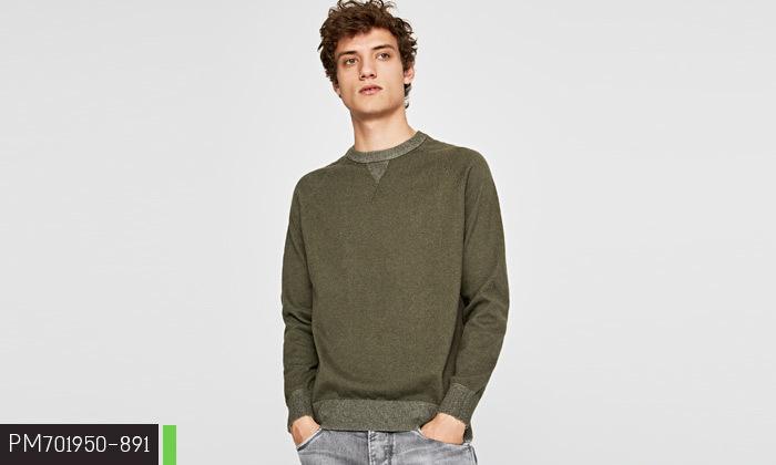 11 2 סריגים לגברים פפה ג'ינס Pepe Jeans - משלוח חינם