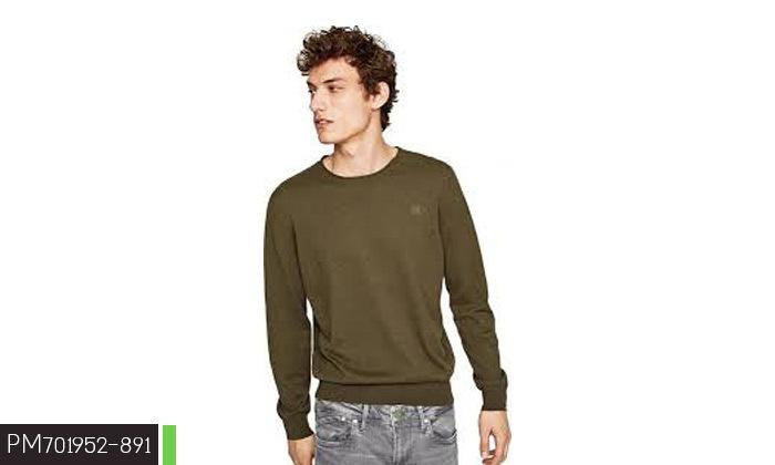 17 2 סריגים לגברים פפה ג'ינס Pepe Jeans - משלוח חינם