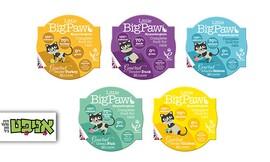 40 מעדנים לחתול Little BigPaw