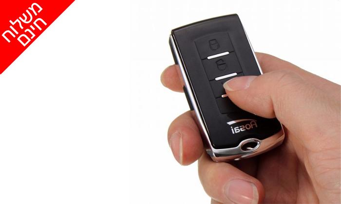 2 משקל כיס דיגיטלי בעיצוב שלט של רכב - משלוח חינם