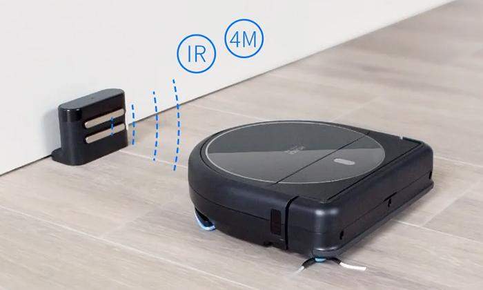3 שואב אבק ושוטף רובוטי Hobot