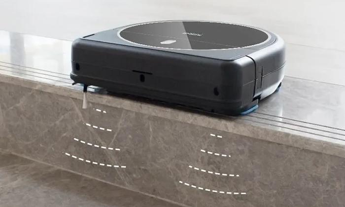 4 שואב אבק ושוטף רובוטי Hobot