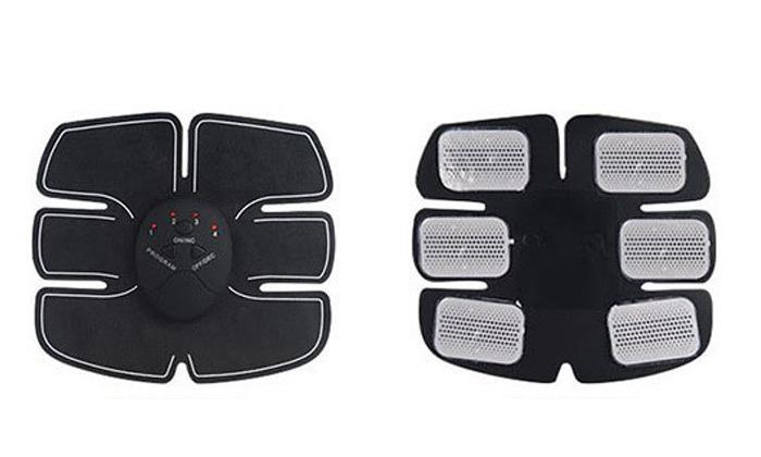 4 מכשיר המסייע לחיטוב ועיצוב הגוף EMS