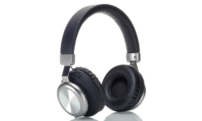 2 אוזניות אלחוטיות BLACK בצבע שחור