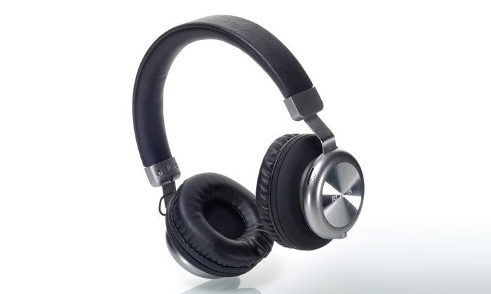 3 אוזניות אלחוטיות BLACK בצבע שחור
