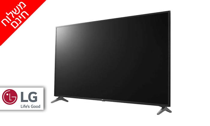 2 טלוויזיה חכמה LG בגודל 55 אינץ' - משלוח חינם