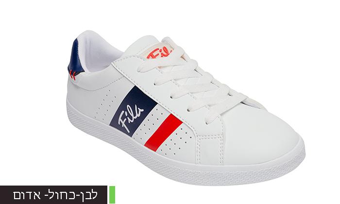 3 נעלי נשים פילה FILA במבחר דגמים