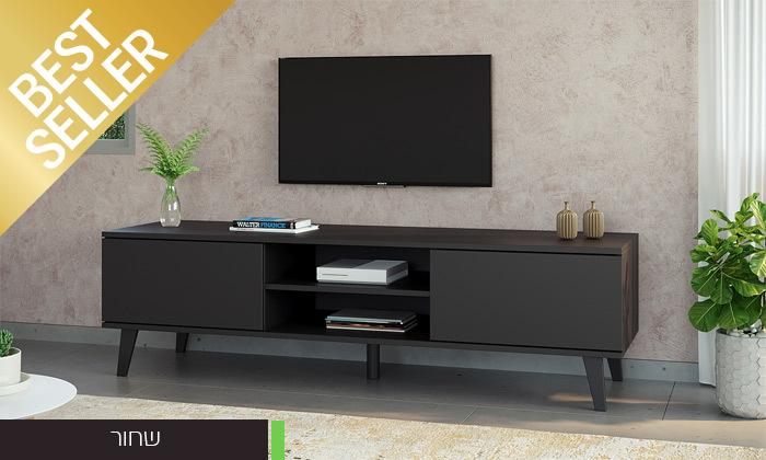 11 מזנון טלוויזיה ניס ושולחן סלון נאפולי