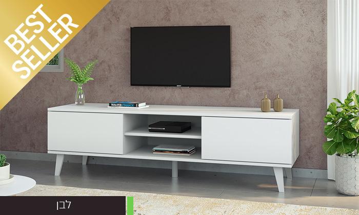 12 מזנון טלוויזיה ניס ושולחן סלון נאפולי