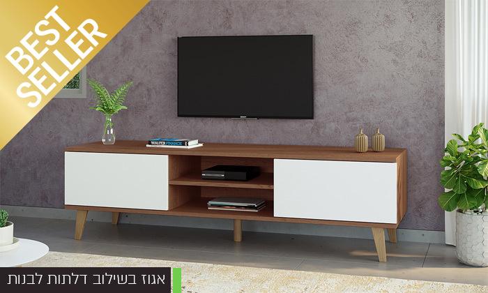 13 מזנון טלוויזיה ניס ושולחן סלון נאפולי