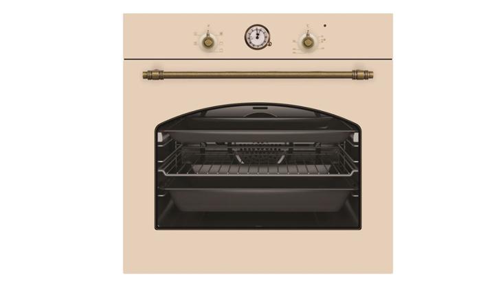 2 תנור אפיה כפרי בנוי בנפח 60 ליטר LUXOR