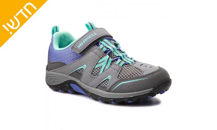 2 נעלי ספורט לילדים מירל MERRELL