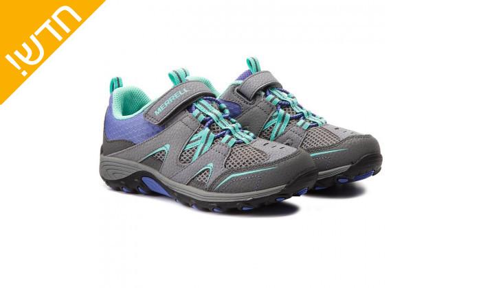 3 נעלי ספורט לילדים מירל MERRELL
