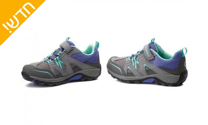 5 נעלי ספורט לילדים מירל MERRELL