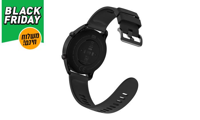6 שעון ספורט חכם Xiaomi דגם Mi Watch GPS - משלוח חינם