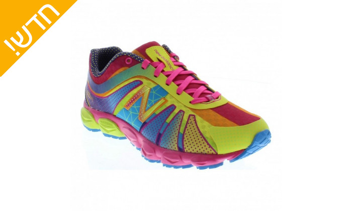 6 נעלי ריצה לנשים ונוער ניו באלאנס New Balance