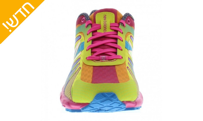 5 נעלי ריצה לנשים ונוער ניו באלאנס New Balance