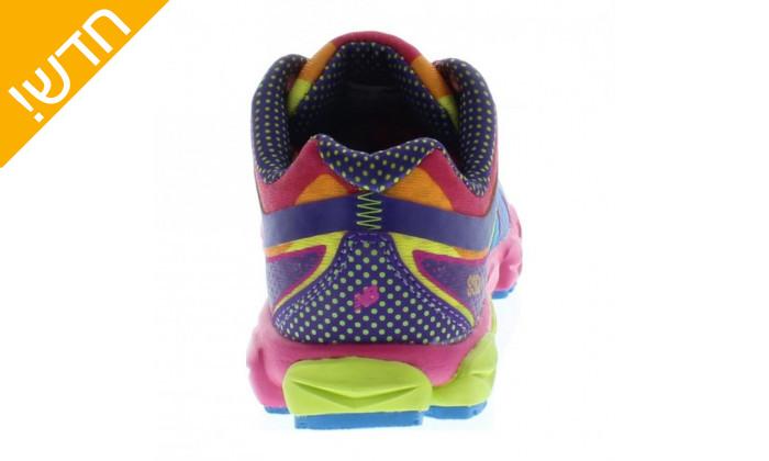 3 נעלי ריצה לנשים ונוער ניו באלאנס New Balance