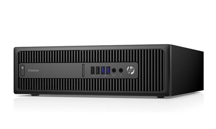 3 מחשב נייח מחודש HP דגם 800 G2 מסדרתEliteDesk עם זיכרון 16GB ומעבד i5