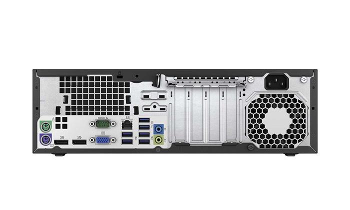 4 מחשב נייח מחודש HP דגם 800 G2 מסדרתEliteDesk עם זיכרון 16GB ומעבד i5