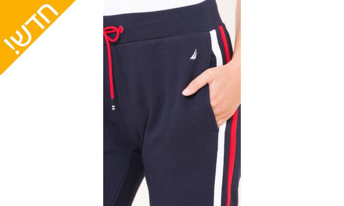 3 מכנסי פוטר לנשים נאוטיקה NAUTICA