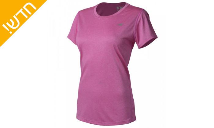 2 חולצת אימון לנשים ניו באלאנס New Balance