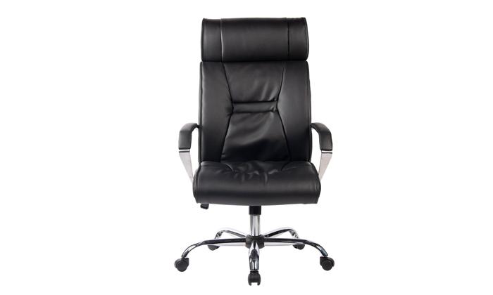 6 דיל לזמן מוגבל - כיסא מנהלים Mobel דגםLeader