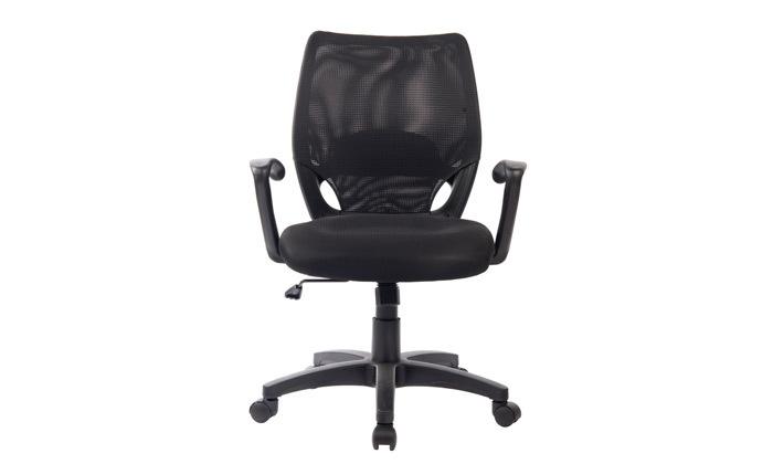 10 כיסא משרדי ארגונומי Mobel דגםRotem