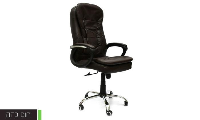 5 כיסא מנהל אורתופדי מבית ROSSO ITALY דגם MSH-1-79