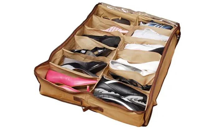 3 ארגונית נעליים