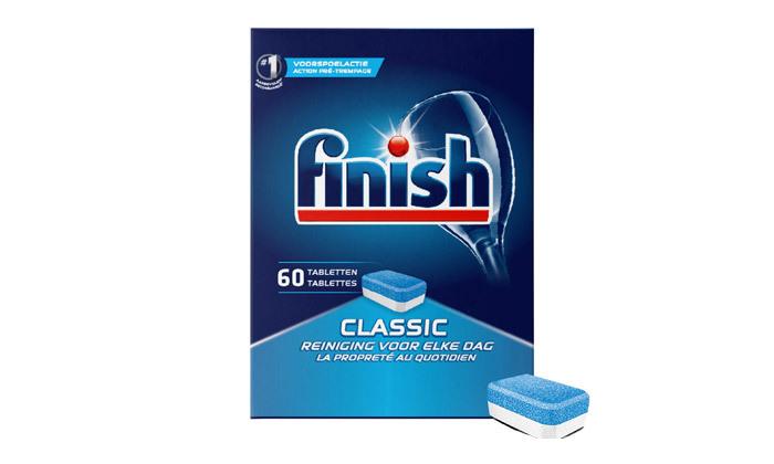 3 מארז 360 טבליות פיניש Finish קלאסיק למדיח הכלים