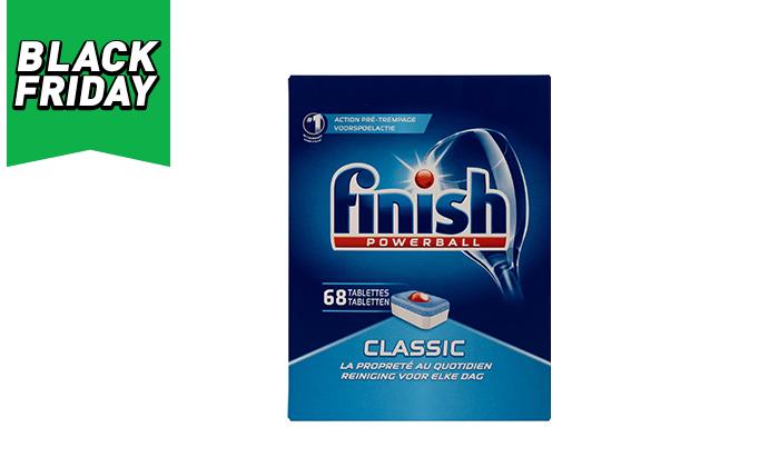 3 מארז 340 טבליות פיניש Finish קלאסיק למדיח הכלים
