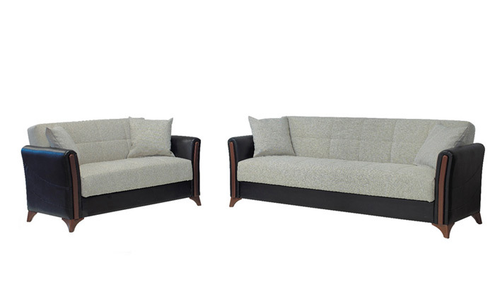 2 מערכת ישיבה נפתחת Or Design דגם מרטינה