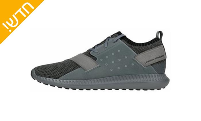 5 נעליים לגברים אנדר ארמור Under Armour