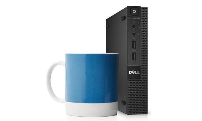 3 מחשב נייח מחודש DELL דגם 3020M מסדרת OptiPlex עם זיכרון 8GB ומעבד i5
