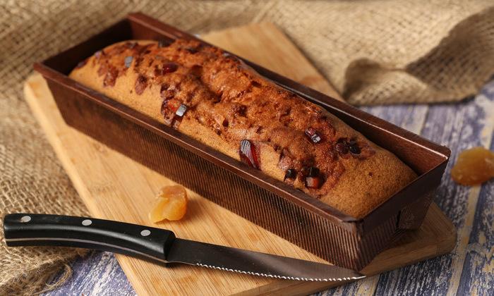 2 שתי עוגות מ-Tartuga Bakery רמת גן, אופציה לטבעוני וללא סוכר